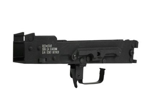 Echo1 Red Star AK74 CPM Side Folding Metal Receiver (no markings)