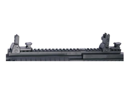 ASG Detachable Front & Rear Flip-Up Sight   17275
