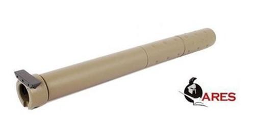 ARES M110 Mock Suppressor, Tan  ARS-SIL-07-TN