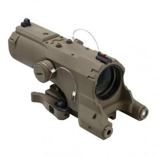 VISM ECO MOD2 4X34 Scope w/ Green Laser & NAV LED   VECO434QRBM2 / VECO434QRTM2