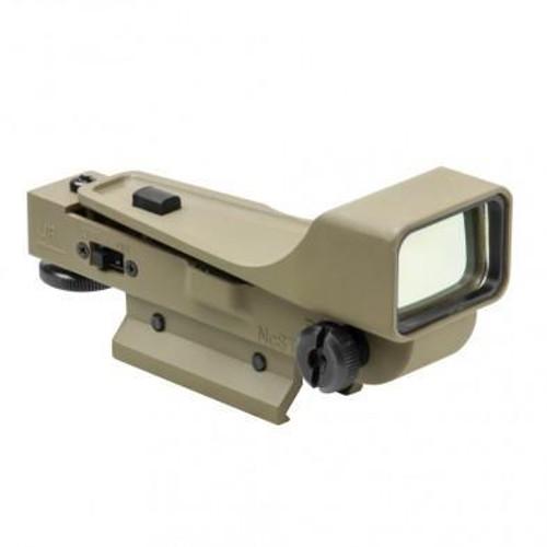 NcStar Gen2 Red Dot Aluminum Sight w/ Weaver Mount    DPV2 / DPTV2