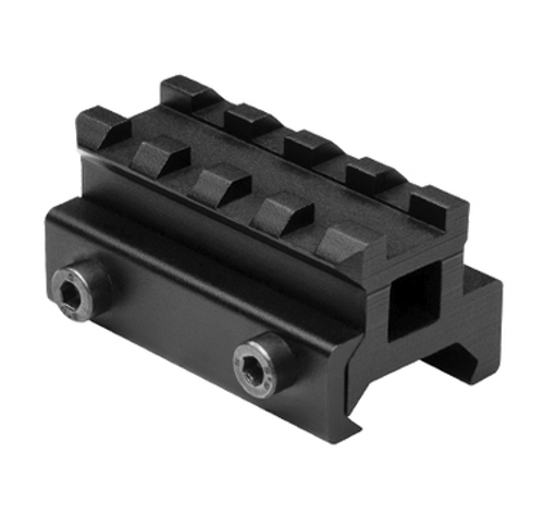 "NcStar AR-15 3/4"" Riser Mount for Micro Dot Sights, Short     MARFSV2"