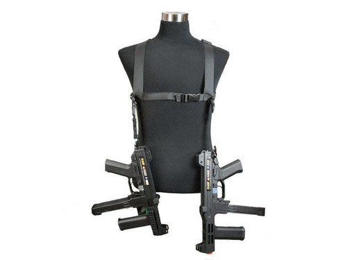Echo1 Tactical Dual Bungee Sling, Black