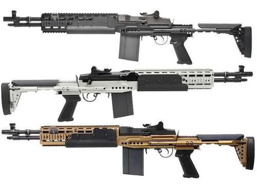 G&G GR14 EBR HBA Full Metal, Short - Black has ETU **NEW 2020**