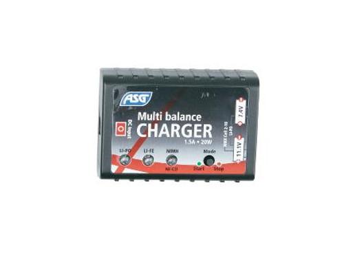 ASG Multi Balance Charger: NiMH/NiCD/LiPO  50012