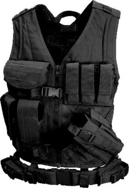 Condor Cross Draw Vest  CV