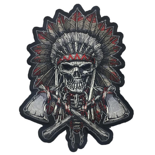 Renegade Skull Lethal Threat Patch