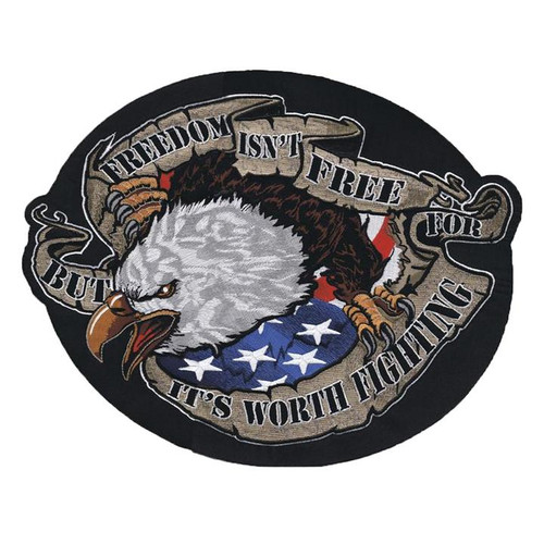 Freedom Eagle Lethal Threat Patch