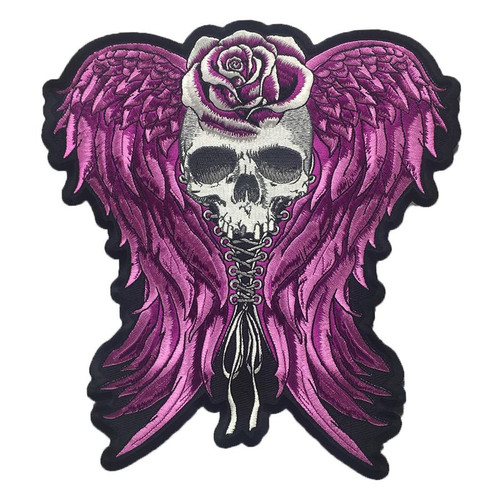Corset Winged Lethal Threat Patch