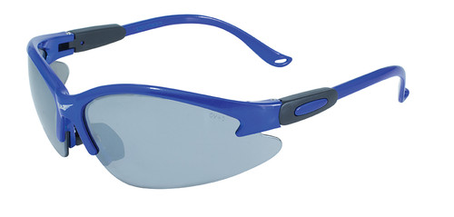 Cougar Safety Glasses with Flash Mirror Lenses, UV400