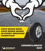 225 55 18 98V  Michelin CrossClimate SUV XL