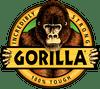 GORILLA TAPE BLACK | EXTRA STRONG | 11mtr ROLL