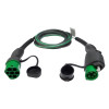 EVBox Type 2 Charging Cable 380V-480V  32A 4 Metres