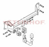 Tow Bar For BMW X4 F26 2014 to Present