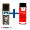 Bumper Repair Kit- Bumper Paint & Plastic Primer/Filler