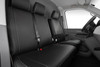 Leather Style Tailored Seat Covers for Ford Custom 2012 to Present