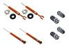 Audi A4 B7 2004 to 2008 Saloon KONI STR.T Kit Shocks & Coil overs