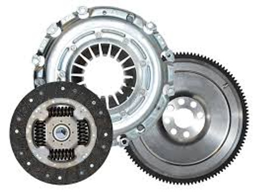 FORD TRANSIT TDCI MK7 2.4 5 SPEED COMPLETE FLYWHEEL AND CLUTCH KIT