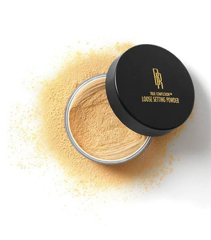 Black Radiance True Complexion Setting powder  - Banana