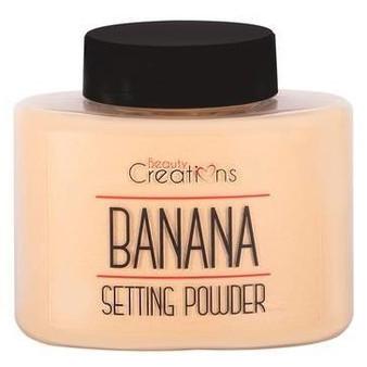 Beauty Creations Banana Setting Powder
