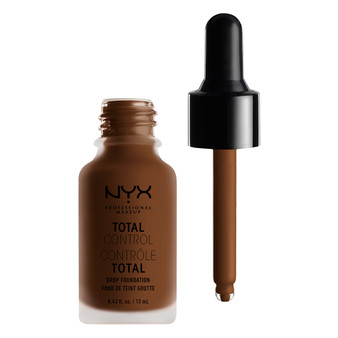 NYX Total Control Drop Foundation 19 -  Mocha