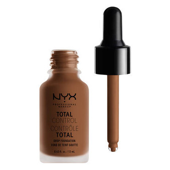 NYX Total Control Drop Foundation 17 -  Cappuccino