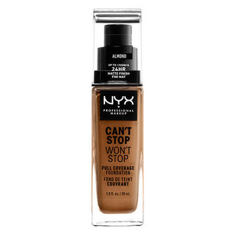 NYX Can't Stop Won't Stop Foundation - 15.3 Almond