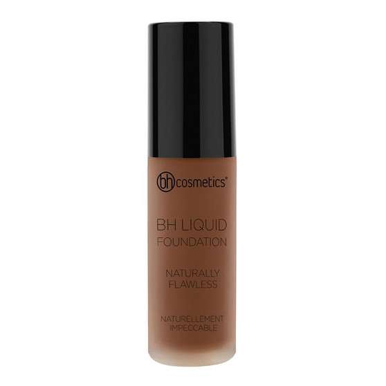 BH Cosmetics Naturally Flawless Foundation -  Deep Beige