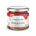 """Pepper Pesto with Ricotta & """"Pecorino Siciliano PDO"""""""