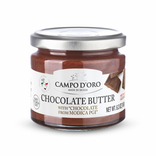 """Chocolate Butter with """"Chocolate from Monica PGI"""""""