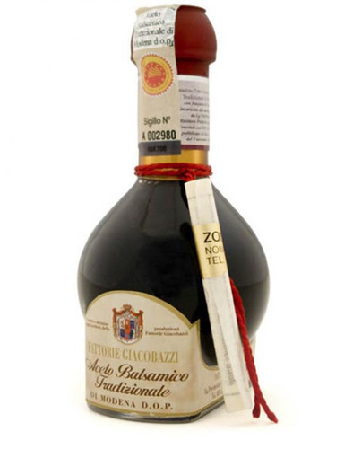 Traditional Balsamic Vinegar of Modena D.O.P.