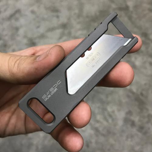 MUK (Monobloc Utility Knife)