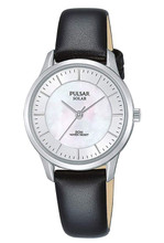 Pulsar Ladies Analog Solar Dress Watch - PY5043X1