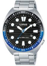 Lorus Men's Analogue Quartz Watch with Stainless Steel Bracelet RH921LX9