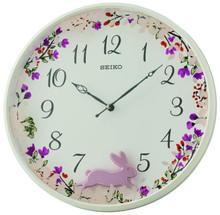 Seiko Pendulum Wall Clock | QXC238W | Amber Trading UK