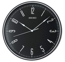 Seiko Wall Clock   QXA755K   Amber Trading UK