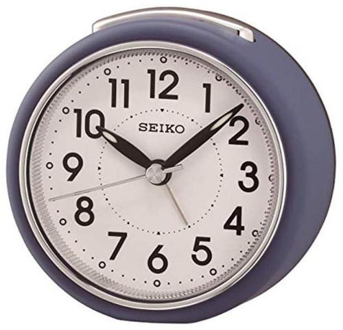 Seiko Bedside Alarm Clock | QHE125L | Amber Trading UK