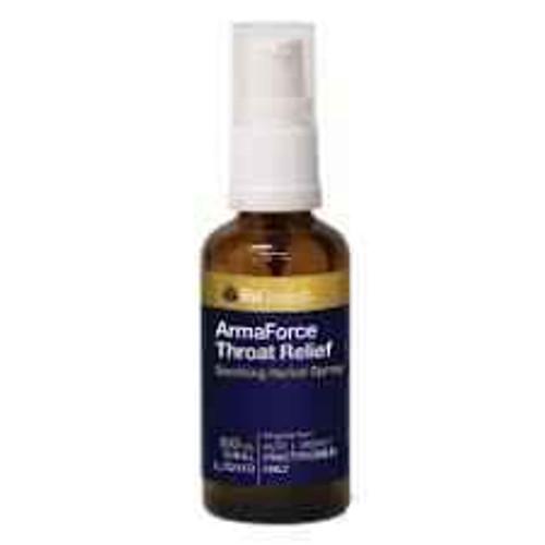Bioceuticals ArmaForce Throat Relief Spray 50ml BioCeuticals SuperPharmacyPlus