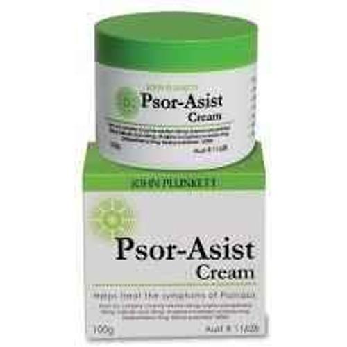 John Plunketts Psor-Asist Cream 100g Sunspot Products Pty Ltd SuperPharmacyPlus