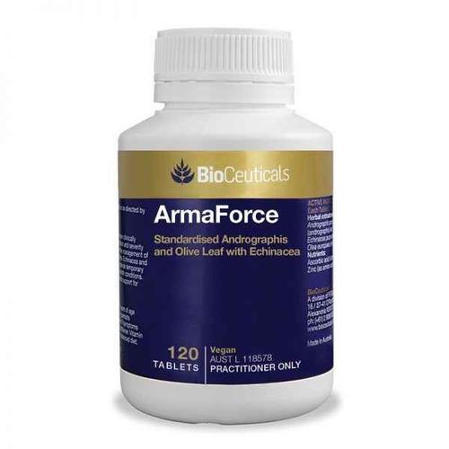 Bioceuticals Armaforce 120 Tablets BioCeuticals SuperPharmacyPlus