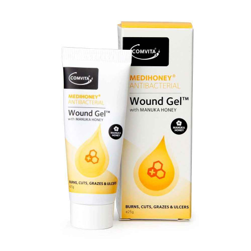 Medihoney Wound Gel 25g Comvita SuperPharmacyPlus