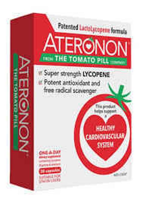 ATERONON HEART The Tomato Pill Company 28 Capsules Cambridge Nutraceuticals Ltd SuperPharmacyPlus