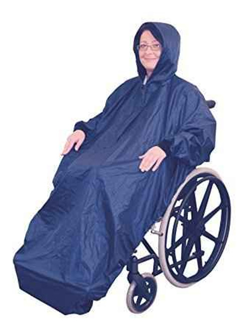 Aidapt Wheelchair Mac Cover with Sleeves Large Aidapt SuperPharmacyPlus