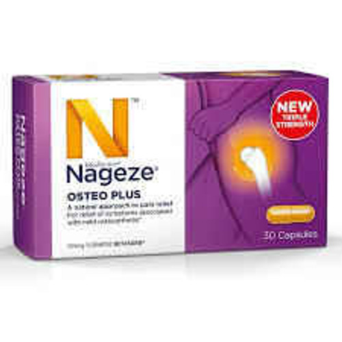Nageze Osteo Plus 30 Capsules BioRevive SuperPharmacyPlus