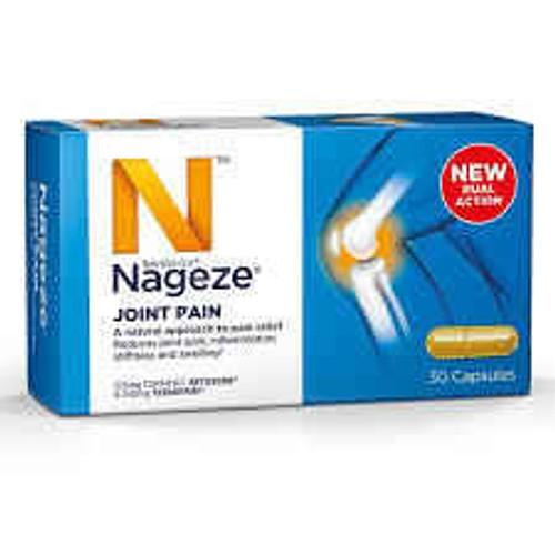 Nageze Joint Pain 30 Capsules BioRevive SuperPharmacyPlus