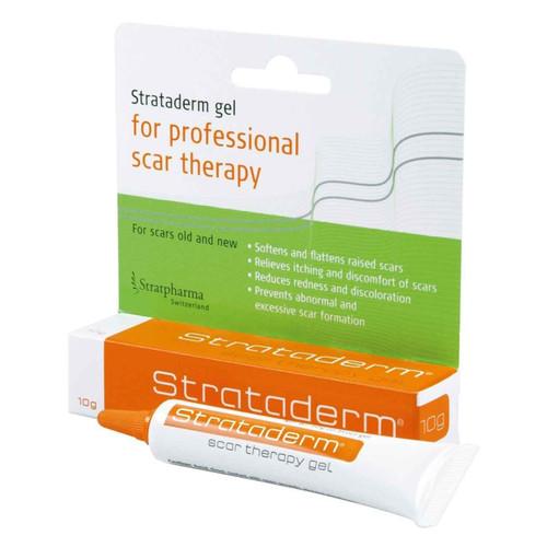 Strataderm Scar Gel 10g Stratpharma SuperPharmacyPlus