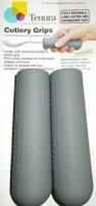 Tenura Anti Slip Cutlery Grips - Pack of 2 Heskins Ltd SuperPharmacyPlus