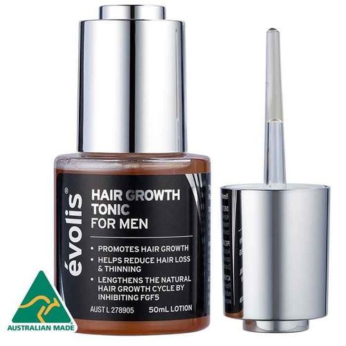 Evolis Hair Growth Tonic For Men 50mL Advangen SuperPharmacyPlus
