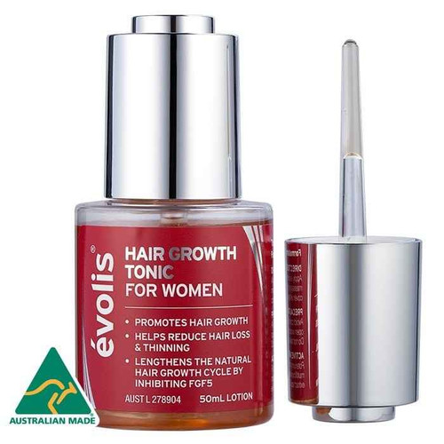 Evolis Hair Growth Tonic For Women 50mL Advangen SuperPharmacyPlus