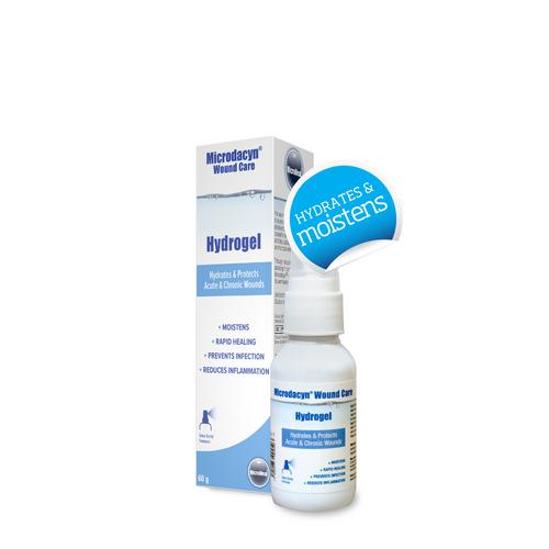 Microdacyn Wound Care Hydrogel 60g Microdacyn SuperPharmacyPlus